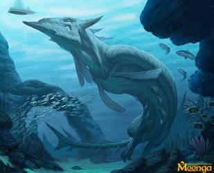 Dragon Amphibious by faxtar
