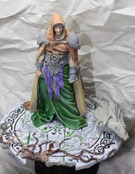 Elf dragon prince WIP by mlceates