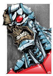OzDeathlok by graphicoz