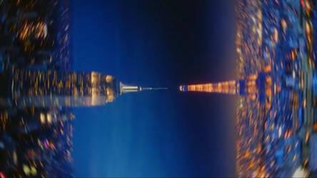 New York and Paris by AutobotShadedown