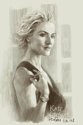 Kate Winslet by Cizou