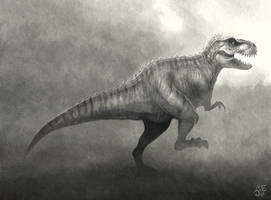 Tyrannosaurus 2 by einen