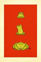 Frogs by einen