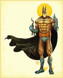 Batman by einen