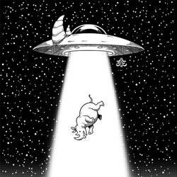 20th of Rhinoary: UFO by einen