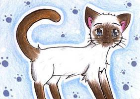 meow. by Saminka