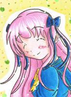 Harumi ACEO by Saminka