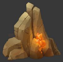 Stone practice by SHADE-ShyPervert