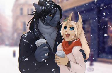 Snow! by SHADE-ShyPervert