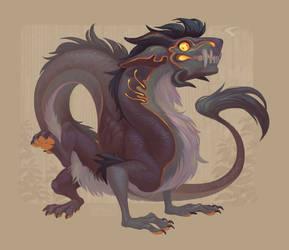 Dragon Noah by SHADE-ShyPervert