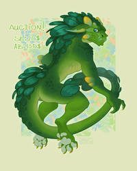 Nature Demon Adopt (auction) by SHADE-ShyPervert