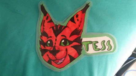 I made a badge for the first time by Accaber456