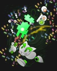 Deviantart Birthday!!! by PikachuDM