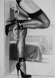 tsexy legs by margaret-art