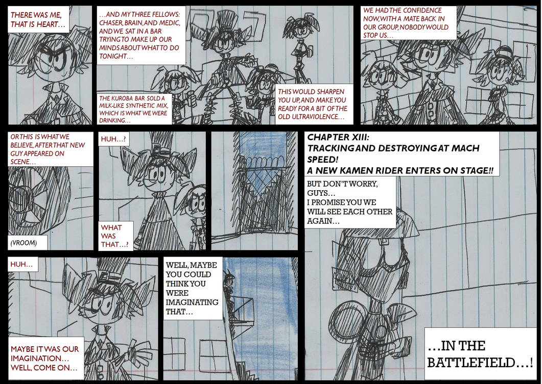 KRD-Doujinshi: Ch13, Pg1 by MarioStrikerMurphy