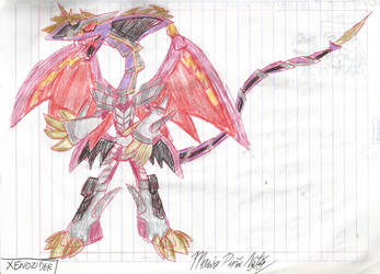 Godzilla: TKA - Xenozider by MarioStrikerMurphy