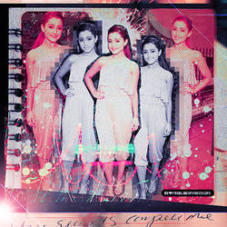 Blend Ariana Grande 001 by ThisIsMyWorldDesigns