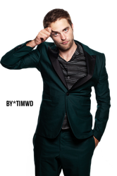 Robert Pattinson Png 003 by ThisIsMyWorldDesigns