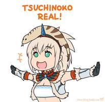 Tsuchinoko real by Ra1-x3