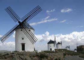 Windmill by Leina1