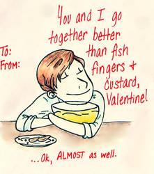 Custard Valentine by Solemnclaw
