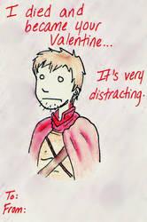 Roman Valentine by Solemnclaw