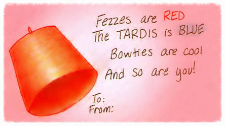 Fez Valentine by Solemnclaw