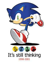 Sega Dreamcast-It's still thinking by Linkabel32