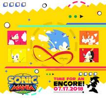 Sonic Mania Plus encore! by Linkabel32