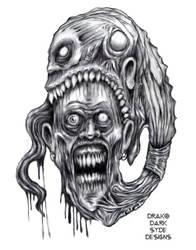 Drako Dark Syde: Canibal Bilateral... by MoodDisorder