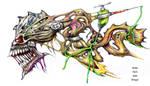 Drako Dark Syde: Incubation of Pain... by MoodDisorder