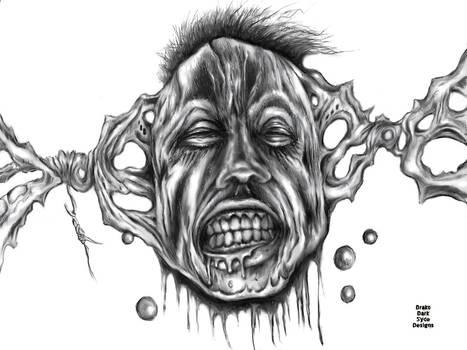 Drako Dark Syde: Suffer The  Prophet of Pain.... by MoodDisorder