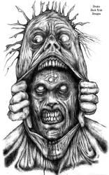 Drako Dark Syde: Inner Demon... by MoodDisorder