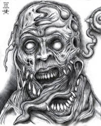 Drako Dark Syde: Weaver of Lies and Slander... by MoodDisorder