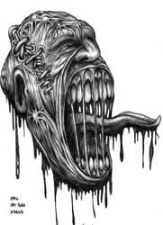 Drako Dark Syde: Lobotomized and Traumatized... by MoodDisorder