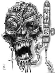 Drako Dark Syde: Devour the Gloom... by MoodDisorder