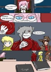 VG Cats Unspeakable Evil by ViralJP