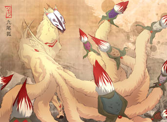 Demon Lord Ninetails 210 min. by Kiseba