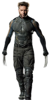 X-Men's Wolverine 2: Transparent Background! by Camo-Flauge