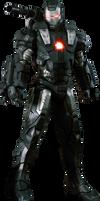 War Machine Mk-1: Transparent Background! by Camo-Flauge