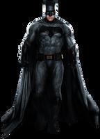 BVS' Batman (Full Body) - Transparent Background! by Camo-Flauge