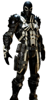 Agent Venom - Transparent Background! by Camo-Flauge