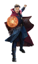 Doctor Strange - Transparent Background! by Camo-Flauge