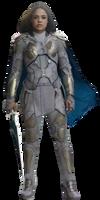 Thor Ragnarok: Valkyrie - Transparent! by Camo-Flauge