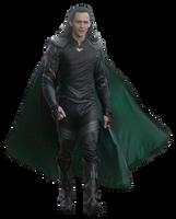 Thor Ragnarok: Loki - Transparent! by Camo-Flauge