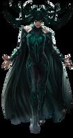 Ragnarok: Hela - Transparent! by Camo-Flauge