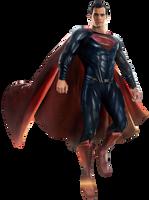 Justice League's Superman - Transparent! by Camo-Flauge
