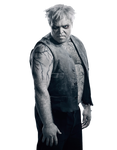 Solomon Grundy - Transparent! by Camo-Flauge
