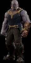 Infinity War: Thanos - Transparent! by Camo-Flauge