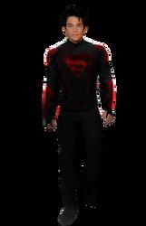 Superboy - Transparent! by Camo-Flauge